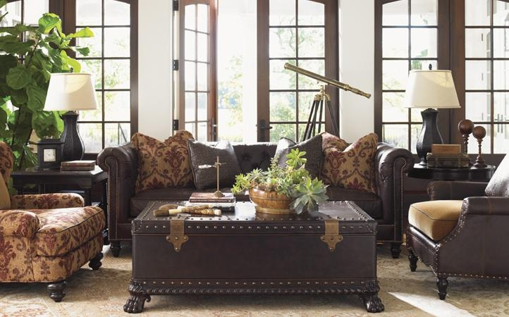 Island Traditions | Lexington Home Brands With Colonial Sofas (Image 17 of 20)