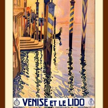 Italian Wall Art From Venice, Italy, From Easternvibes On Etsy Within Italian Metal Wall Art (Image 10 of 20)
