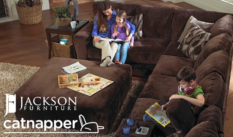 Jackson And Catnapper Furniture – Great American Home Store With Regard To Catnapper Sofas (Photo 20 of 20)