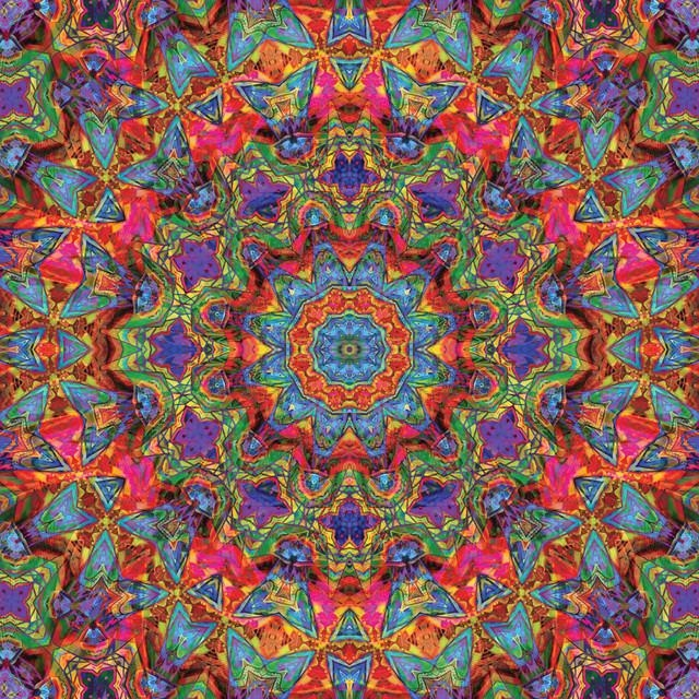 Featured Image of Kaleidoscope Wall Art