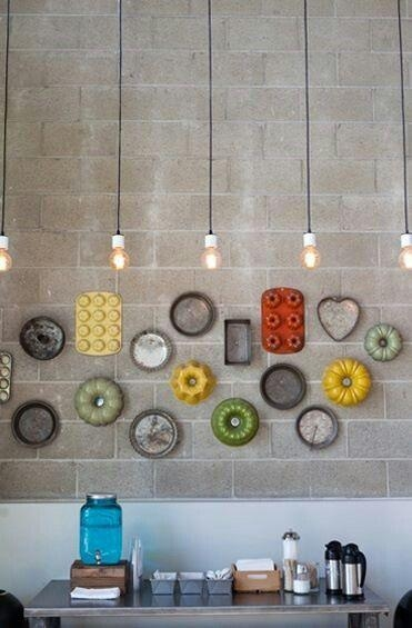 Kitchen Decorating Ideas Wall Interesting Kitchen Decorating Ideas For Cool Kitchen Wall Art (Image 15 of 20)
