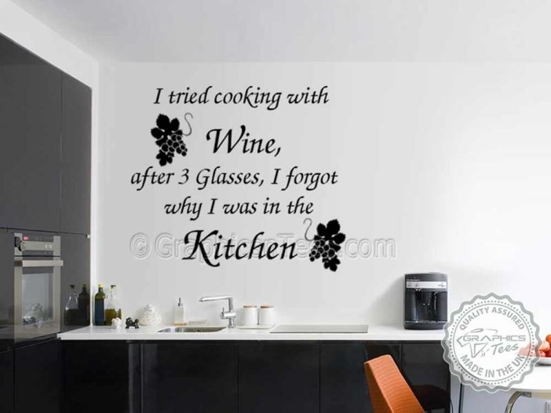 Kitchen Is The Heart Of The Home, Family Wall Sticker, Kitchen With Regard To Kitchen And Dining Wall Art (View 11 of 20)