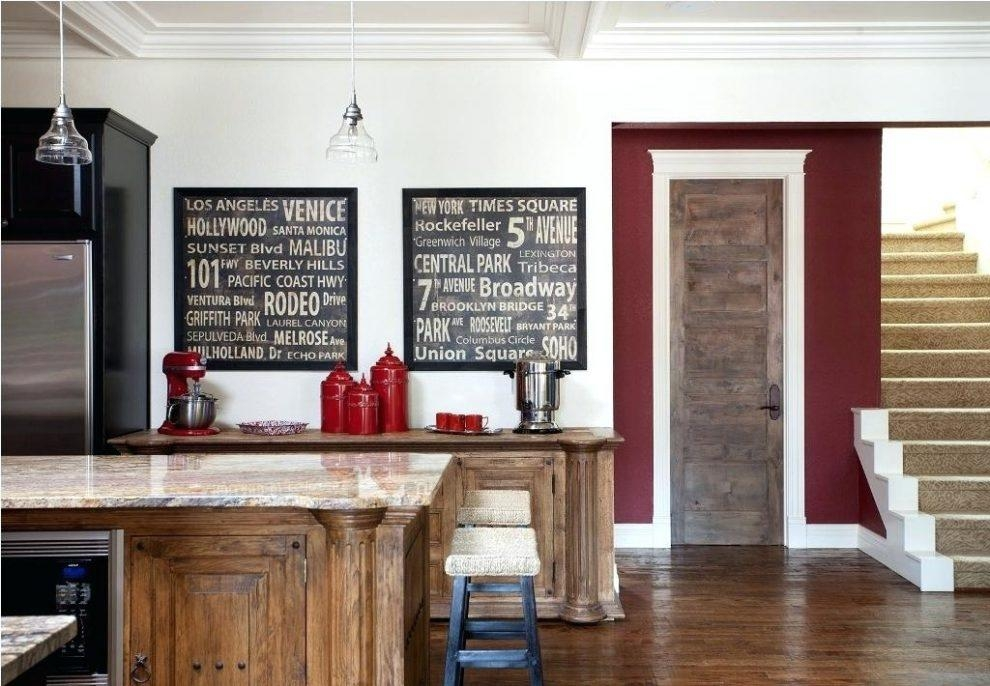 Kitchen Wall Art Ideas – Fitbooster Inside Large Wall Art For Kitchen (View 9 of 20)