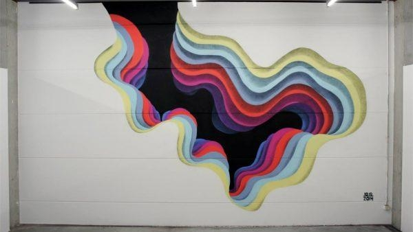 Kryplos | Wall Art Design Ideas – In Optical Illusion Wall Art (View 16 of 20)