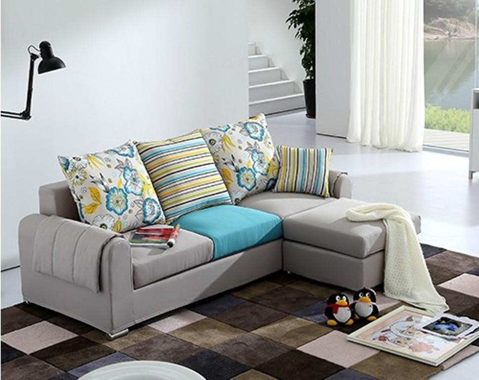L Shaped Couch. Ainsley Loveseat Created For Macyu0027S. American Pertaining To Small L Shaped Sofas (Photo 3 of 20)