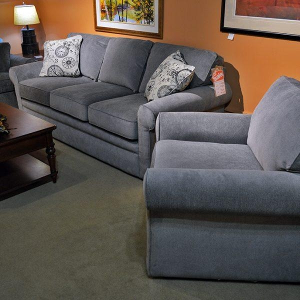 La Z Boy – Collins Sofa – Harris Family Furniture Pertaining To Collins Sofas (View 5 of 20)