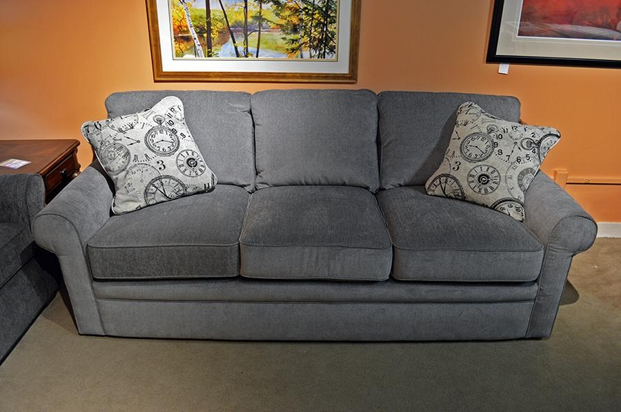 La Z Boy – Collins Sofa – Harris Family Furniture With Lazy Boy Sofas (Image 6 of 20)