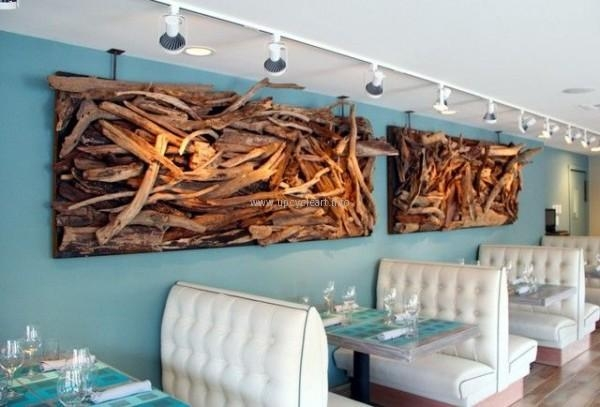 Large Drift Wood Awesome Projects Driftwood Wall Art – Home Decor With Large Driftwood Wall Art (View 3 of 20)