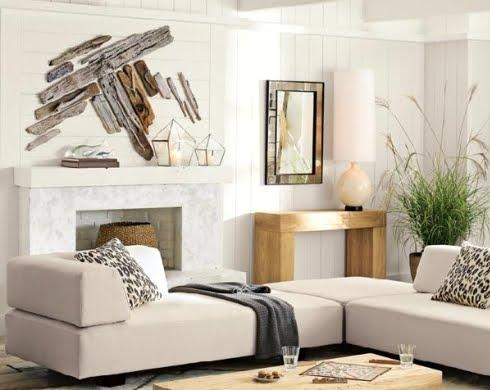 Large Drift Wood Wall Art – Completely Coastal Regarding Driftwood Wall Art For Sale (Image 8 of 20)