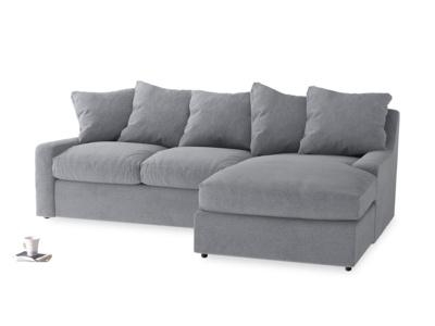 Large L Shaped Sofas | Made In Blighty | Loaf Regarding Small L Shaped Sofas (View 14 of 20)