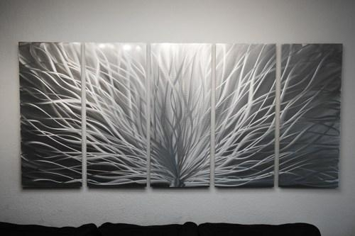 Large Metal Wall Art | Roselawnlutheran Inside Large Metal Art (Image 16 of 20)