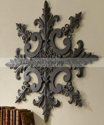 Large Outdoor Metal Wall Art Easy Diy Wall Art On Outdoor Metal With Regard To Metal Large Outdoor Wall Art (Image 7 of 20)