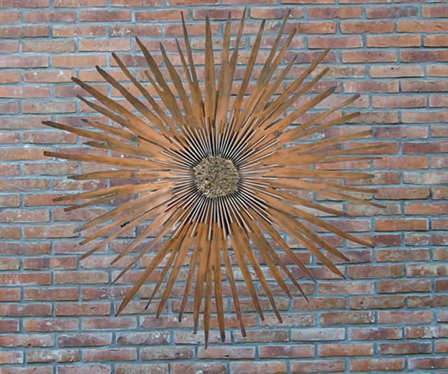 Large Outdoor Wall Art Intended For Residence – Researchpaperhouse For Metal Large Outdoor Wall Art (Image 8 of 20)