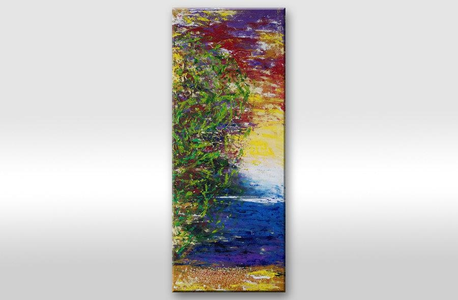 Large Paintings On Canvas Large Vertical Painting Large Inside Long Vertical Wall Art (View 5 of 20)
