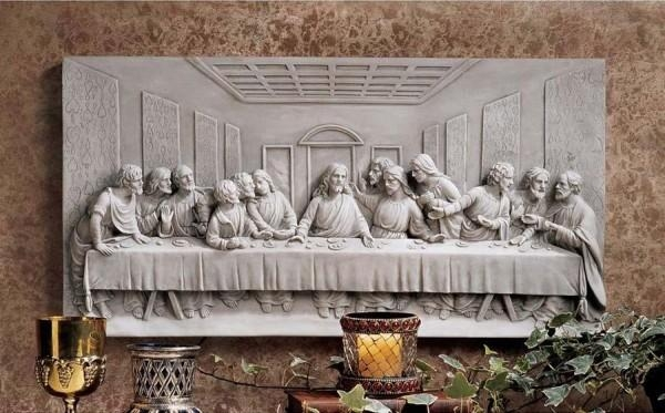 Featured Image of Last Supper Wall Art