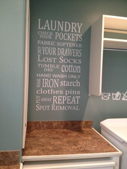 Laundry Room Wall Art – Home Design Jobs For Laundry Room Wall Art Decors (View 12 of 20)