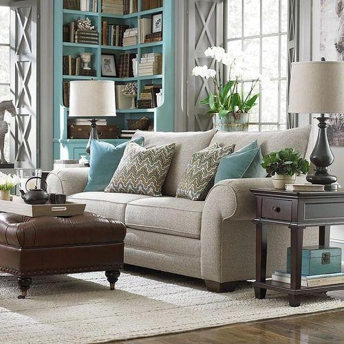 Lazboy Collins Sofa | Houzz In Collins Sofas (View 10 of 20)