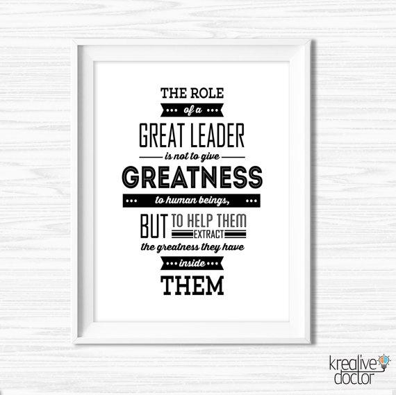 Leadership Quotes For Office Wall Art Motivational Wall Decor Pertaining To Inspirational Wall Art For Office (Image 11 of 20)
