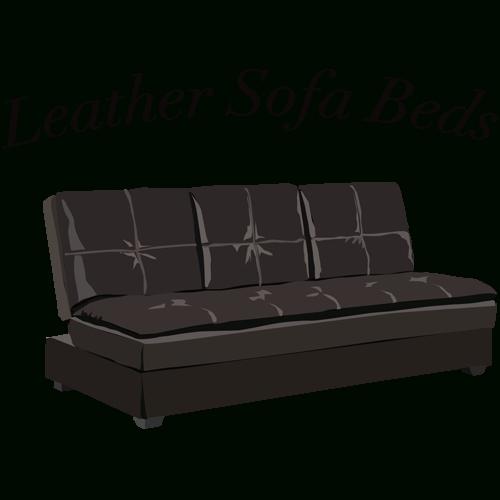 Leather Futons Sofabeds | Leather Futon Sofa Beds | Leather Sofa In Leather Fouton Sofas (View 6 of 20)