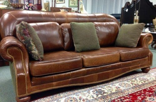 Leather Sofa Collection On Ebay! With Regard To Clayton Marcus Sofas (Image 11 of 20)