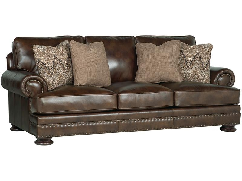 Leather Sofas Regarding Foster Leather Sofas (View 13 of 20)