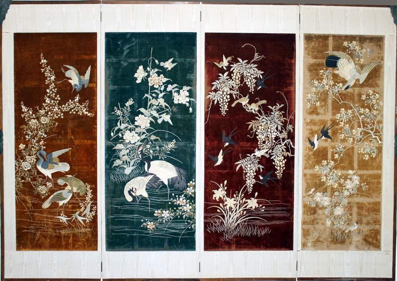 Leaving Cyprus Must Sell Intended For Japanese Wall Art Panels (View 2 of 20)