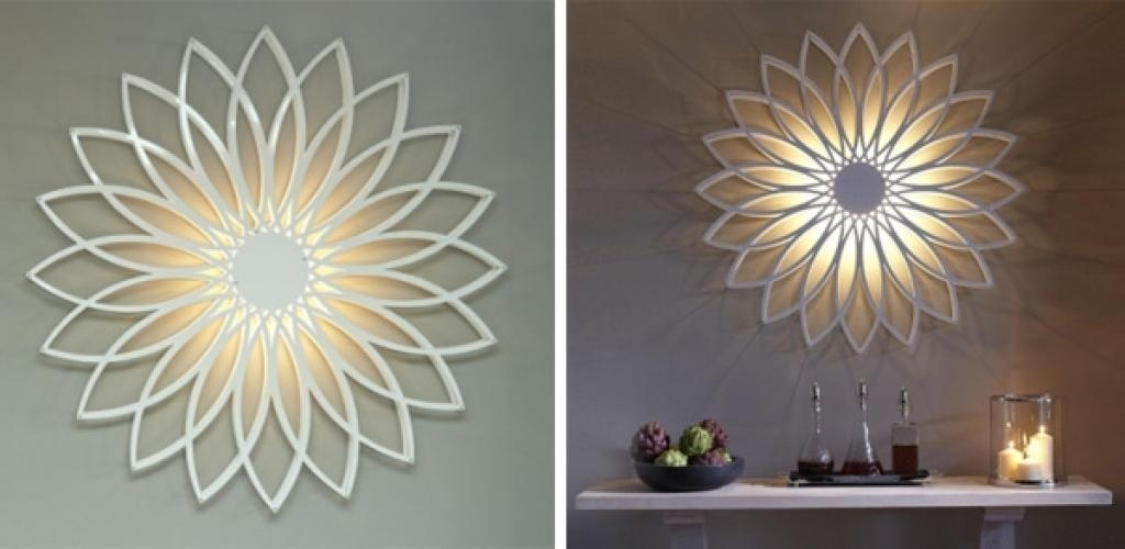 Light Wall Art Wall Art Design Glowing Wall Art With Lights Light Within Wall Art With Lights (Image 10 of 20)