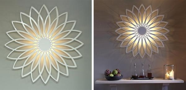 Light Wall Art | Wallartideas In Wall Art Lighting (Image 9 of 20)
