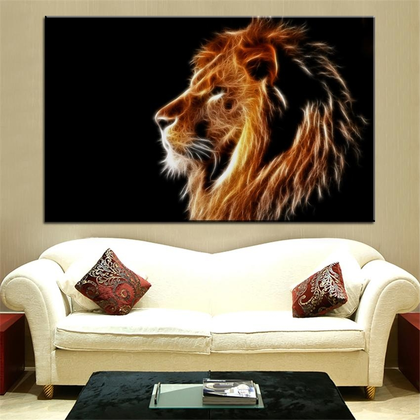 Lion Wall Art Pictures Of Photo Albums Lion Wall Art – Home Decor With Lion Wall Art (Image 13 of 20)