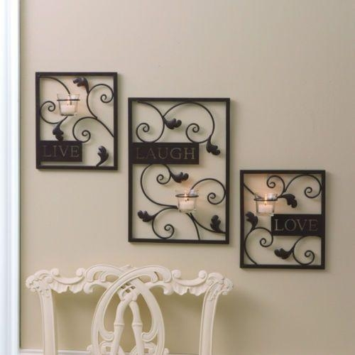 Live Laugh Love Wall Art | Roselawnlutheran Intended For Live Love Laugh Metal Wall Decor (Image 10 of 20)