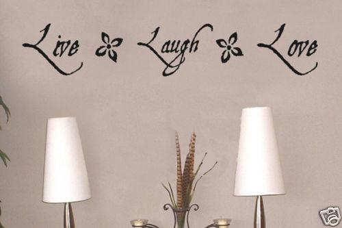 Live Love Laugh Wall Art | Roselawnlutheran Regarding Live Love Laugh Metal Wall Decor (Image 15 of 20)