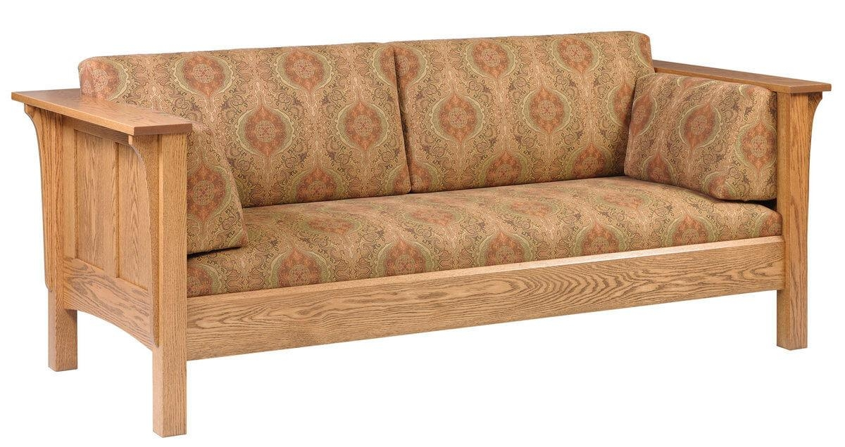 Living Room Furniture – Mifflinburg, Pa | Railside Furnishings Inside Shaker Sofas (Image 11 of 20)