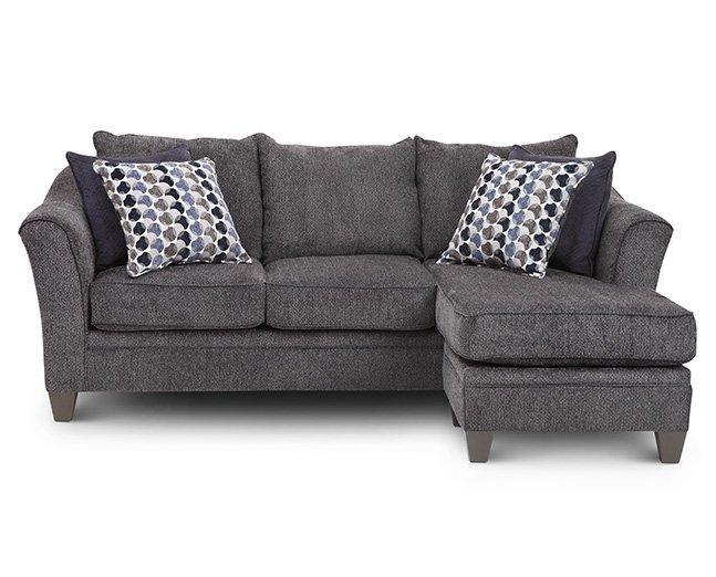 Living Room Furniture, Sofas & Sectionals | Furniture Row Inside Chaise Sofas (Image 15 of 20)