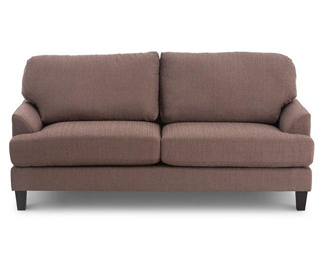 Living Room Furniture, Sofas & Sectionals | Furniture Row Within Brown Corduroy Sofas (View 12 of 20)
