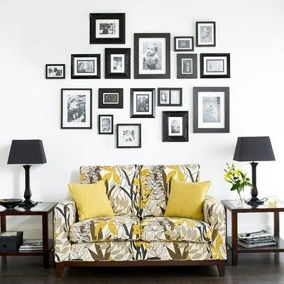 Living Room Ideas: Gallery Images Living Room Wall Decor Ideas With Wall Pictures For Living Room (View 8 of 20)