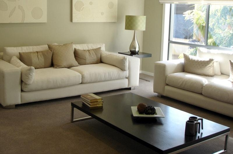 Living Rooms With Coffee Tables In Low Height Sofas (Image 8 of 20)