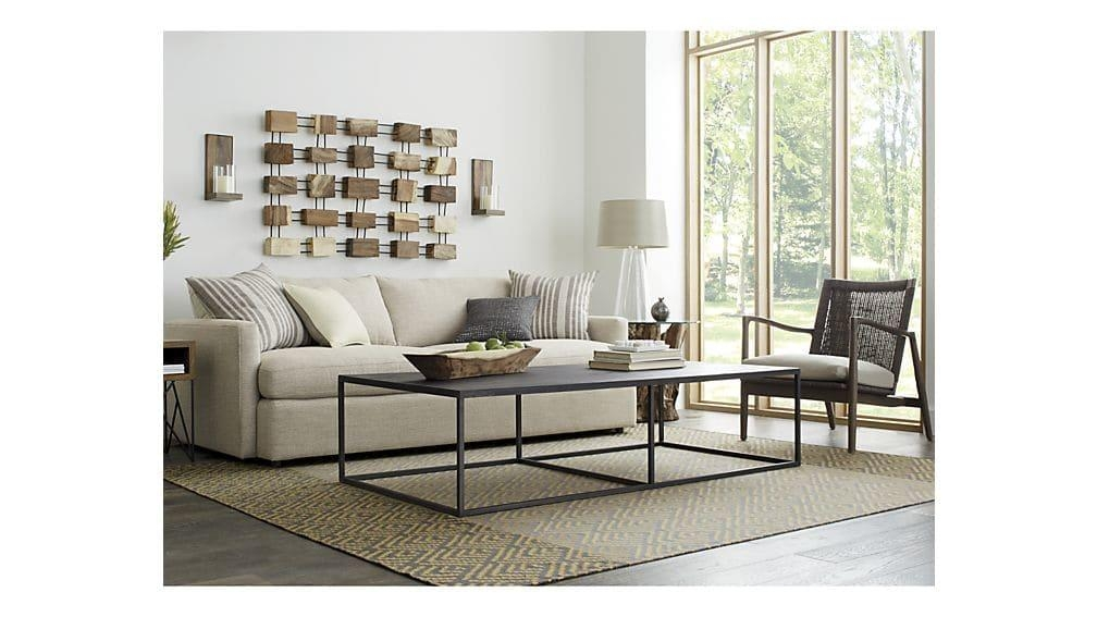 "Lounge Ii 93"" Sofa 