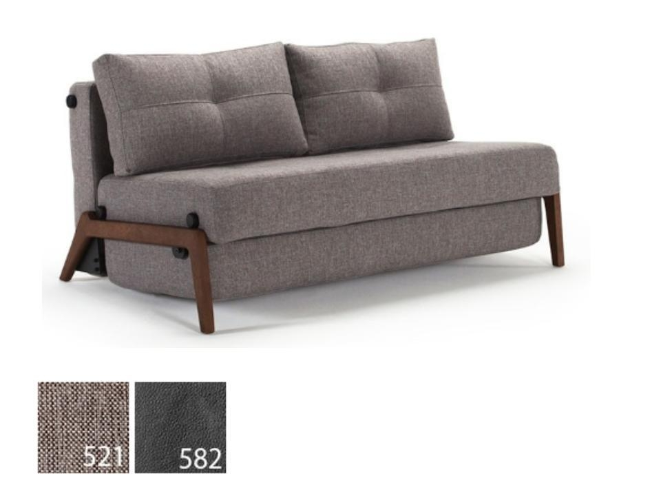 Loveseat Sofa Bed Walnutinnovation Living With Convertible Queen Sofas (View 3 of 20)