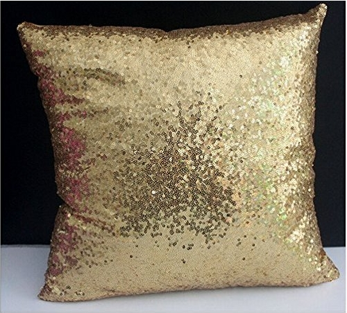 "Lumbar Throw Pillow Best Choice 12""X20"" Light Gold Throw Pillow Throughout Gold Sofa Pillows (Image 10 of 20)"