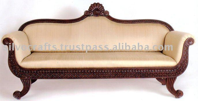 Maharaja Sofa Set, Maharaja Sofa Set Suppliers And Manufacturers Intended For Carved Wood Sofas (View 5 of 20)
