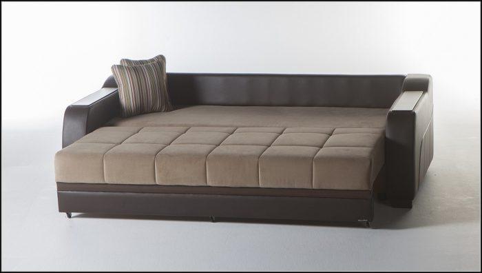 Malibu Queen Loveseat Convertible Futon Sofa Bed – Sofa : Home In Convertible Queen Sofas (View 10 of 20)