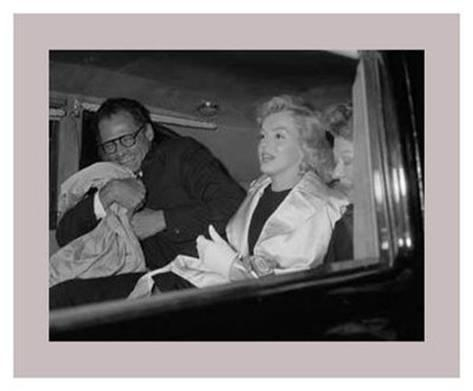 Marilyn Monroe And Arthur Miller Prints At Allposters Within Marilyn Monroe Framed Wall Art (View 17 of 20)