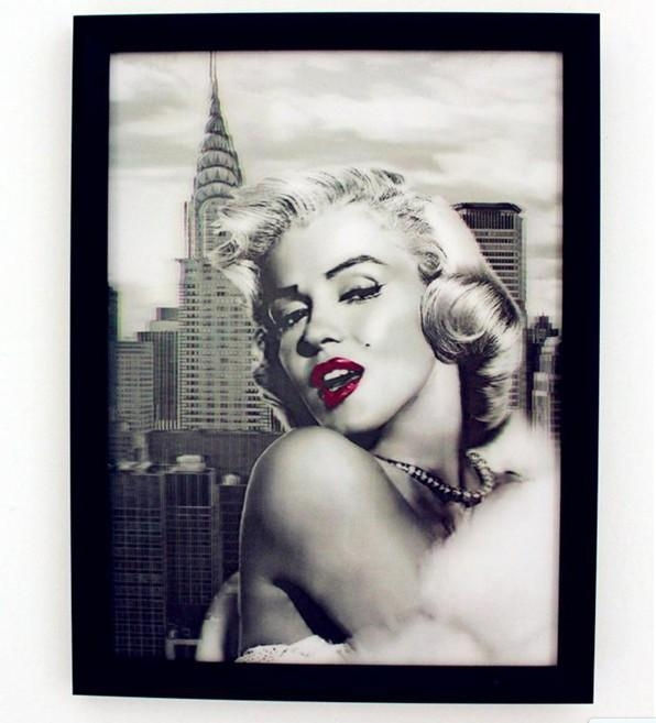Featured Image of Marilyn Monroe Framed Wall Art