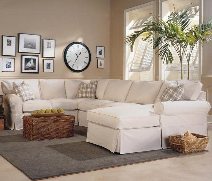 Masquerade 3 Piece Slipcover Sectional With Chaiserowe – Ahfa For Rowe Sectional Sofas (View 19 of 20)
