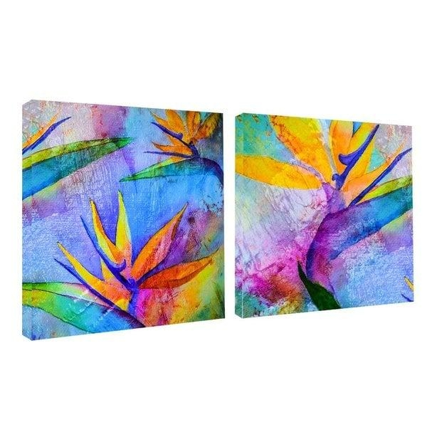 Matching Sets Store – Shop The Best Deals For Oct 2017 – Overstock Pertaining To Matching Canvas Wall Art (Image 6 of 20)