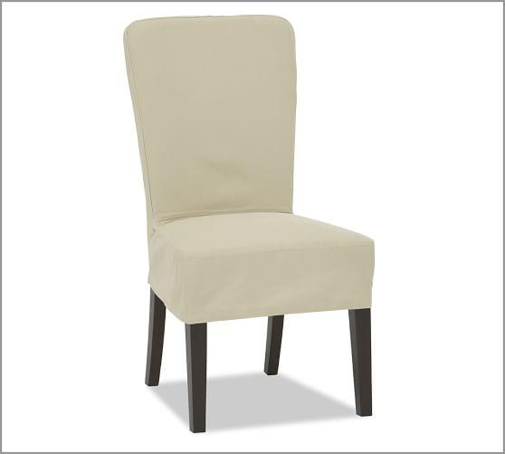 Megan Chair Slipcovers | Pottery Barn Pertaining To Pottery Barn Chair Slipcovers (View 5 of 20)