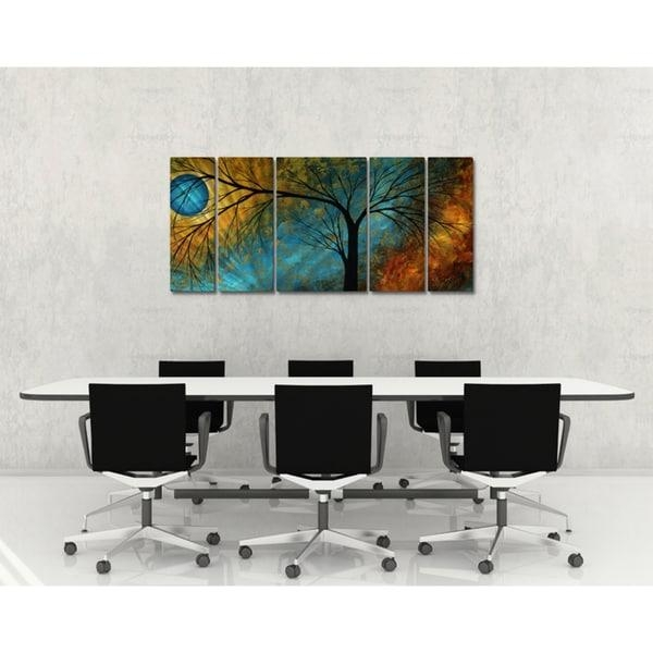 Megan Duncanson 'beauty In Contrast' Metal Wall Art – Free Pertaining To Megan Duncanson Metal Wall Art (Image 12 of 20)