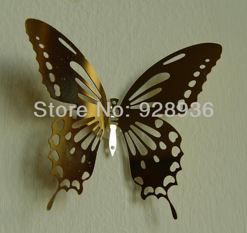Metal Butterfly Wall Art Great Large Wall Art On Outdoor Metal With Regard To Large Metal Butterfly Wall Art (View 11 of 20)