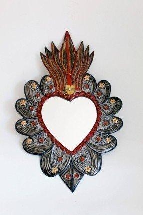 Metal Heart Wall Art – Foter With Regard To Mexican Metal Wall Art (Image 13 of 20)