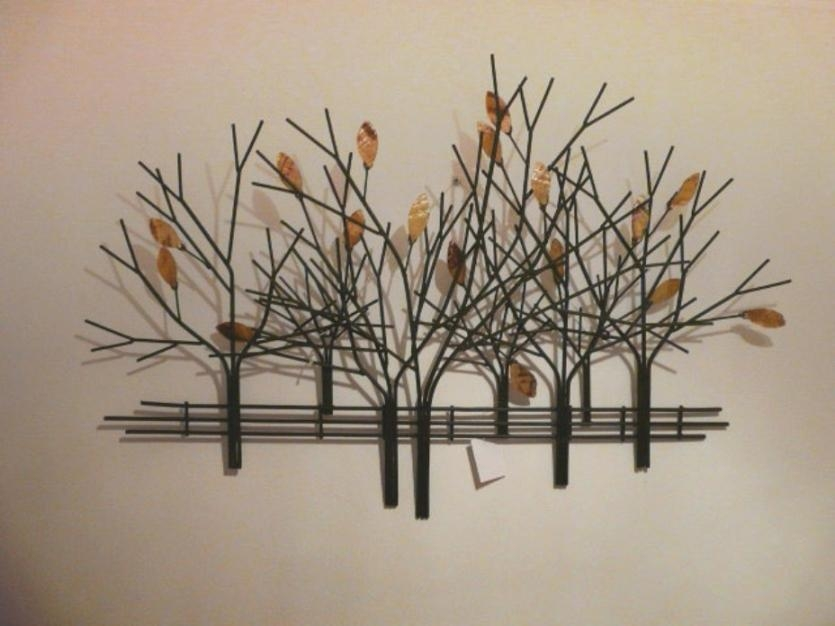 Metal Tree Wall Art Kohls : Metal Tree Wall Art Sculpture – Wall For Tree Sculpture Wall Art (Image 13 of 20)